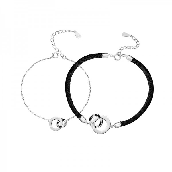 Keep Me In Your Heart Matching Bracelets For Couples