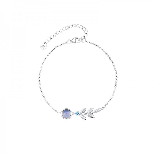 Unique Fireflies In The Moonlight Bracelet For Womens