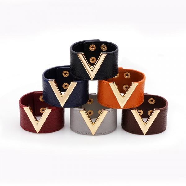 Unique Leather Bracelet For Women