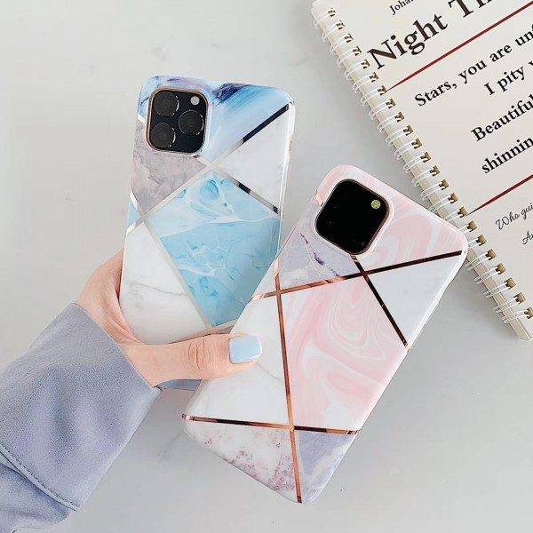 Cool Abstract Painting iPhone Cases For Couples In TPU