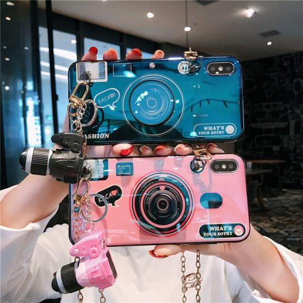 Cool Camera Shape iPhone Cases In TPU