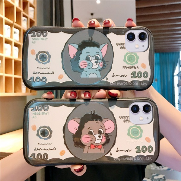 Cute Dollar iPhone Cases In TPU