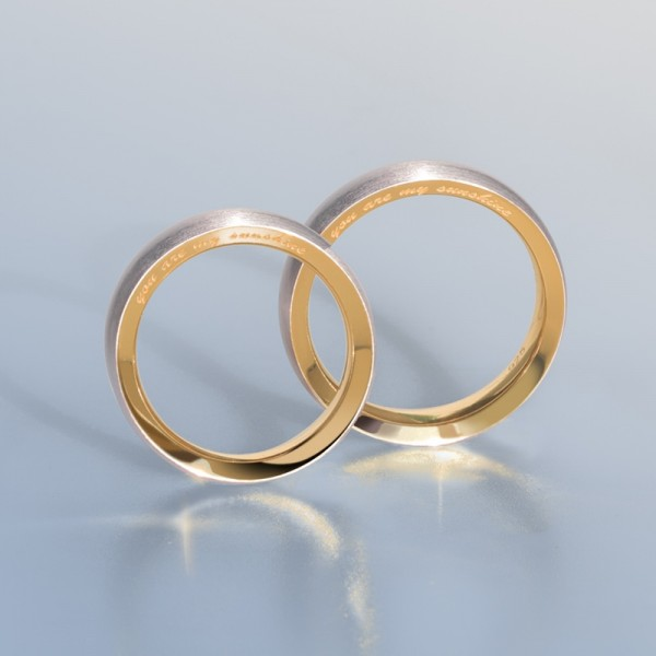 Original My Sunshine Promise Rings For Couples In Sterling Silver