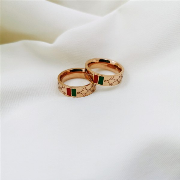Personalized Rings For Couples In Titanium