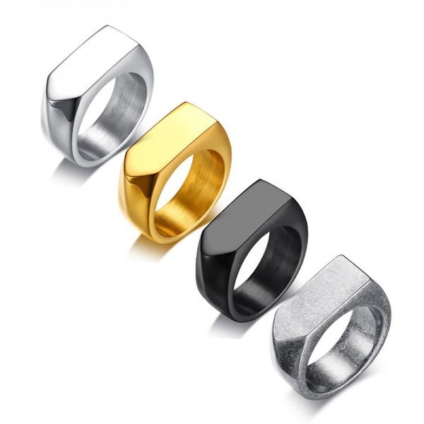 Unique 9mm Arrow Promise Ring For Men In Titanium